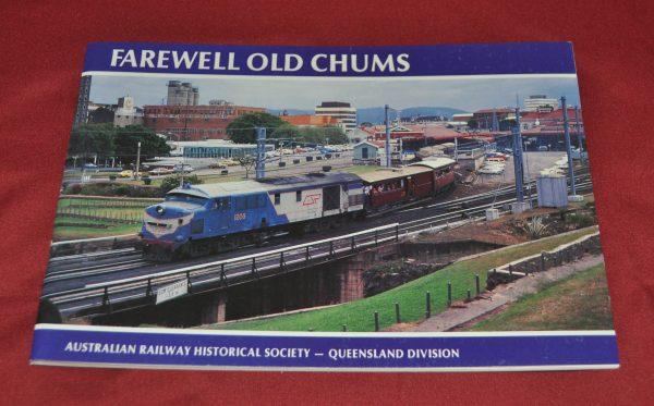Farewell old chums