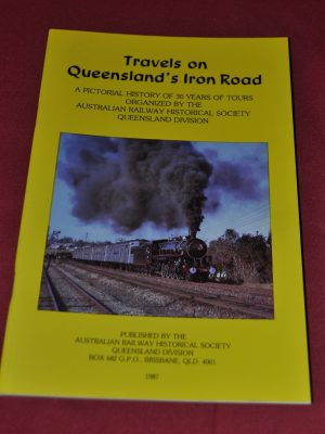 Travels on QLD's Iron Road