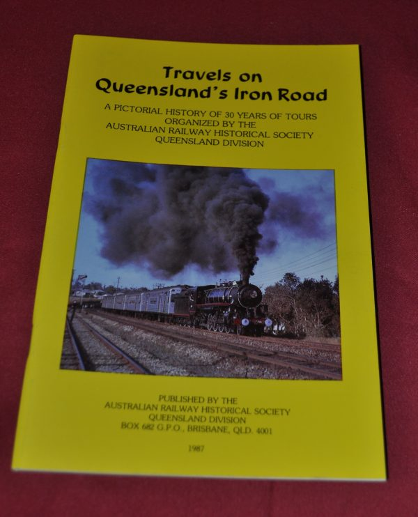 Travels on qlds iron road