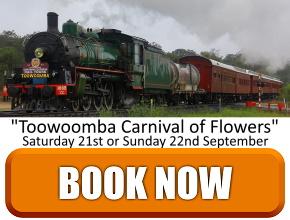 Buy Steam Train Tickets