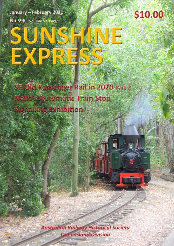 Sunshine Express Magazine